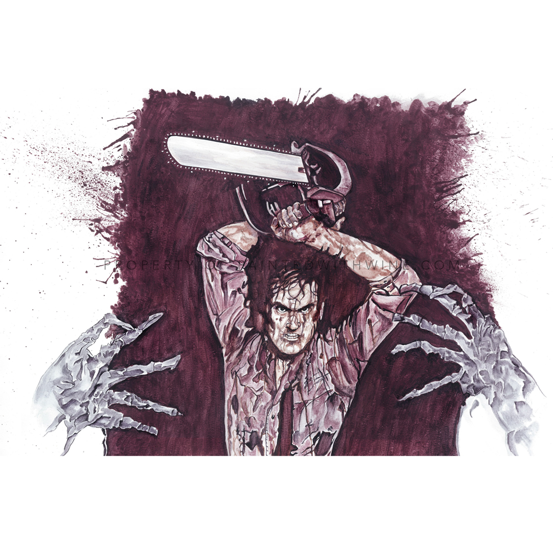 Bruce Campbell – Evil Dead