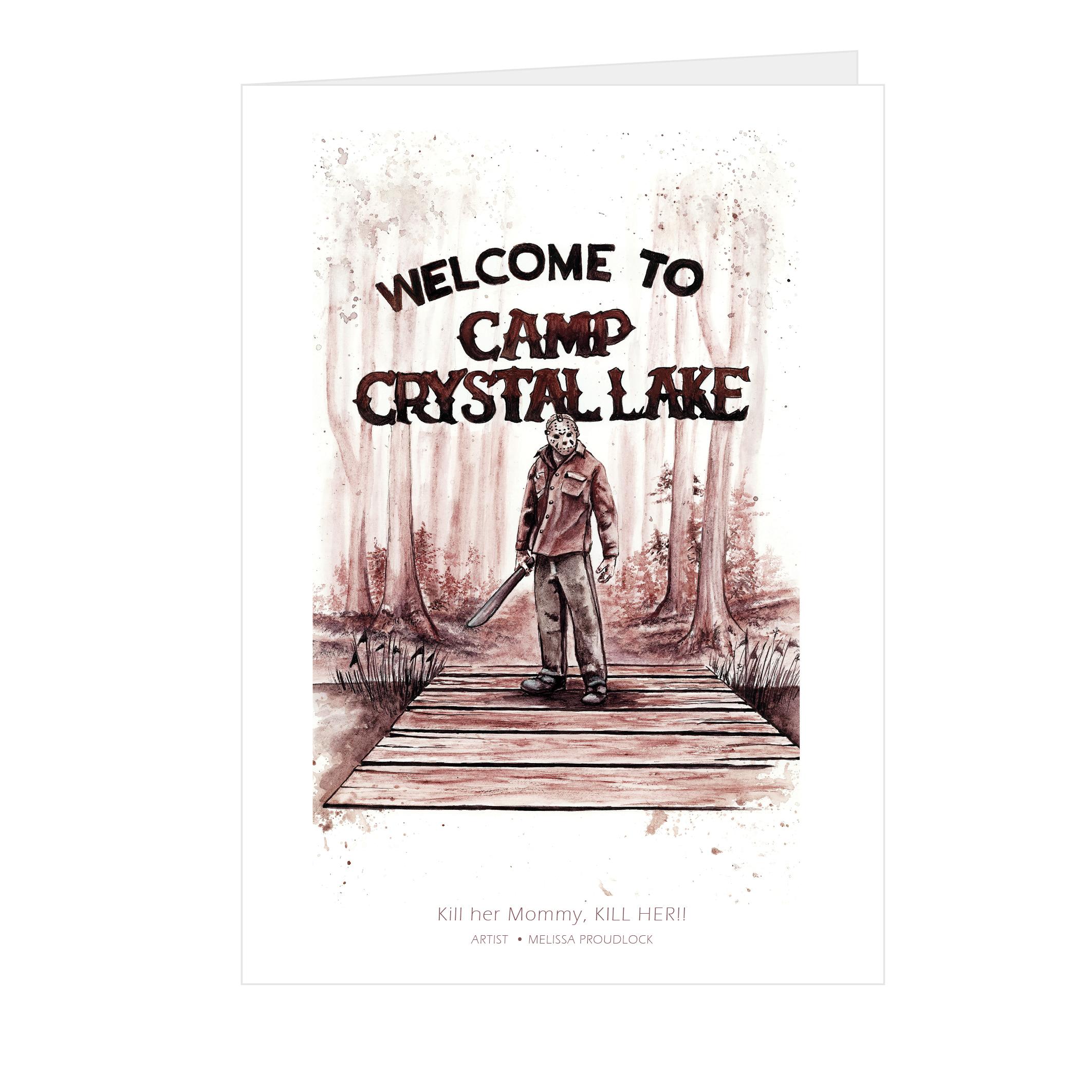 Jason-Camp Crystal Lake