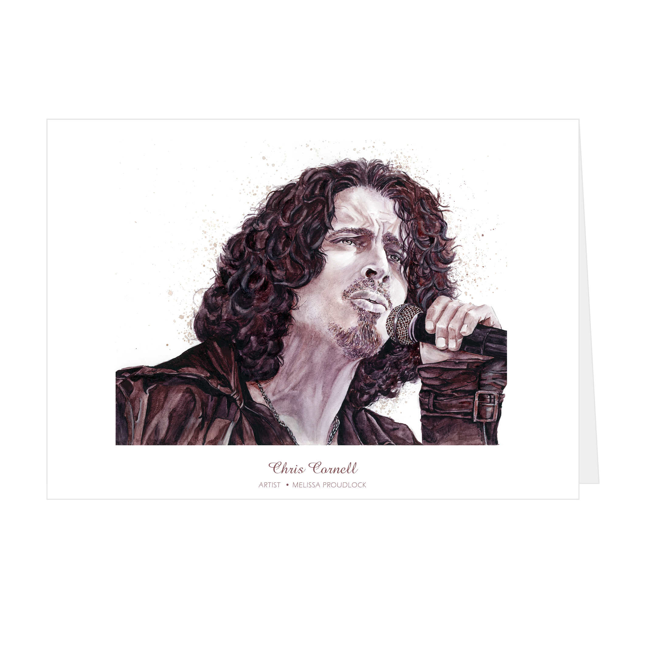 Chris Cornell Card