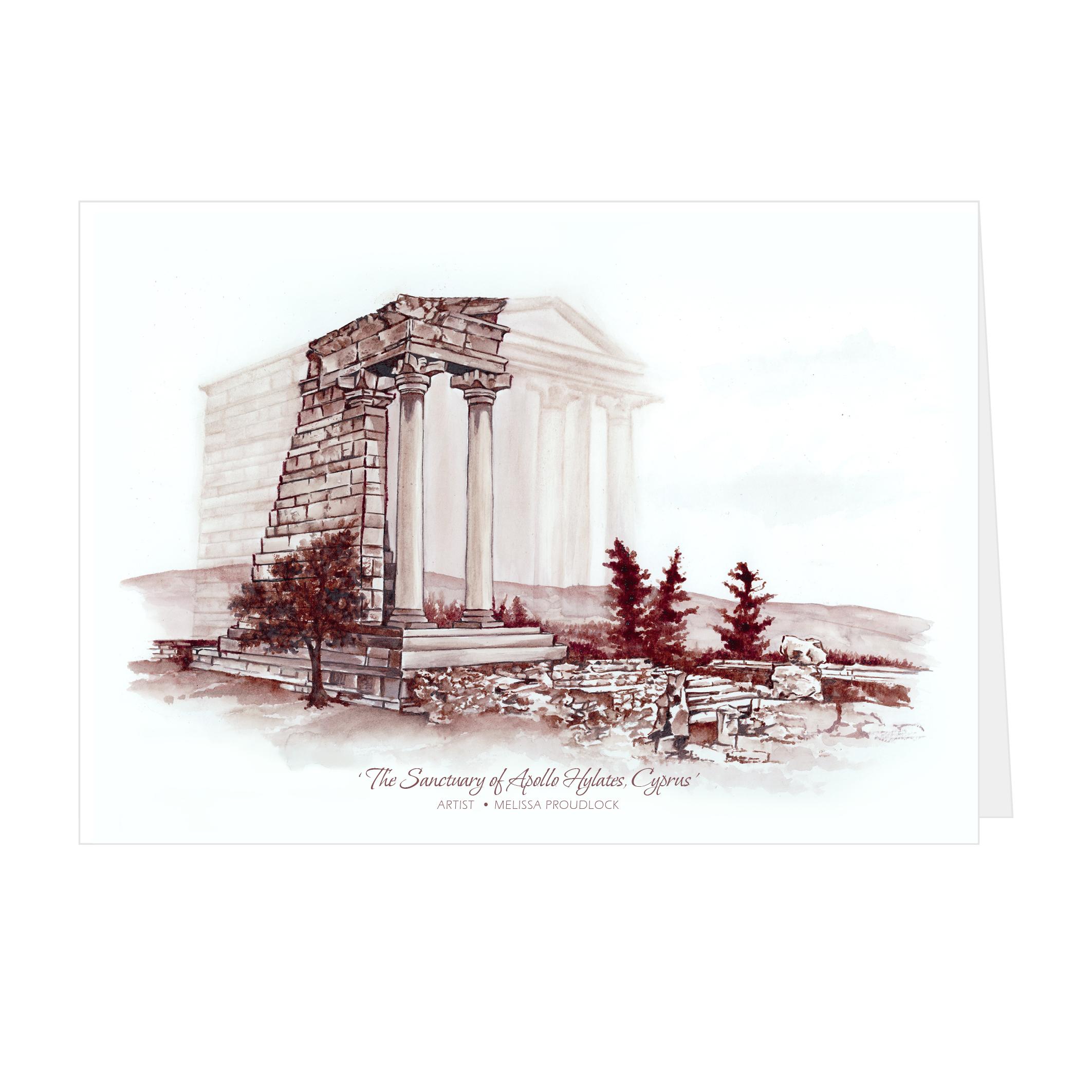 Temple of Apollo, Cyprus