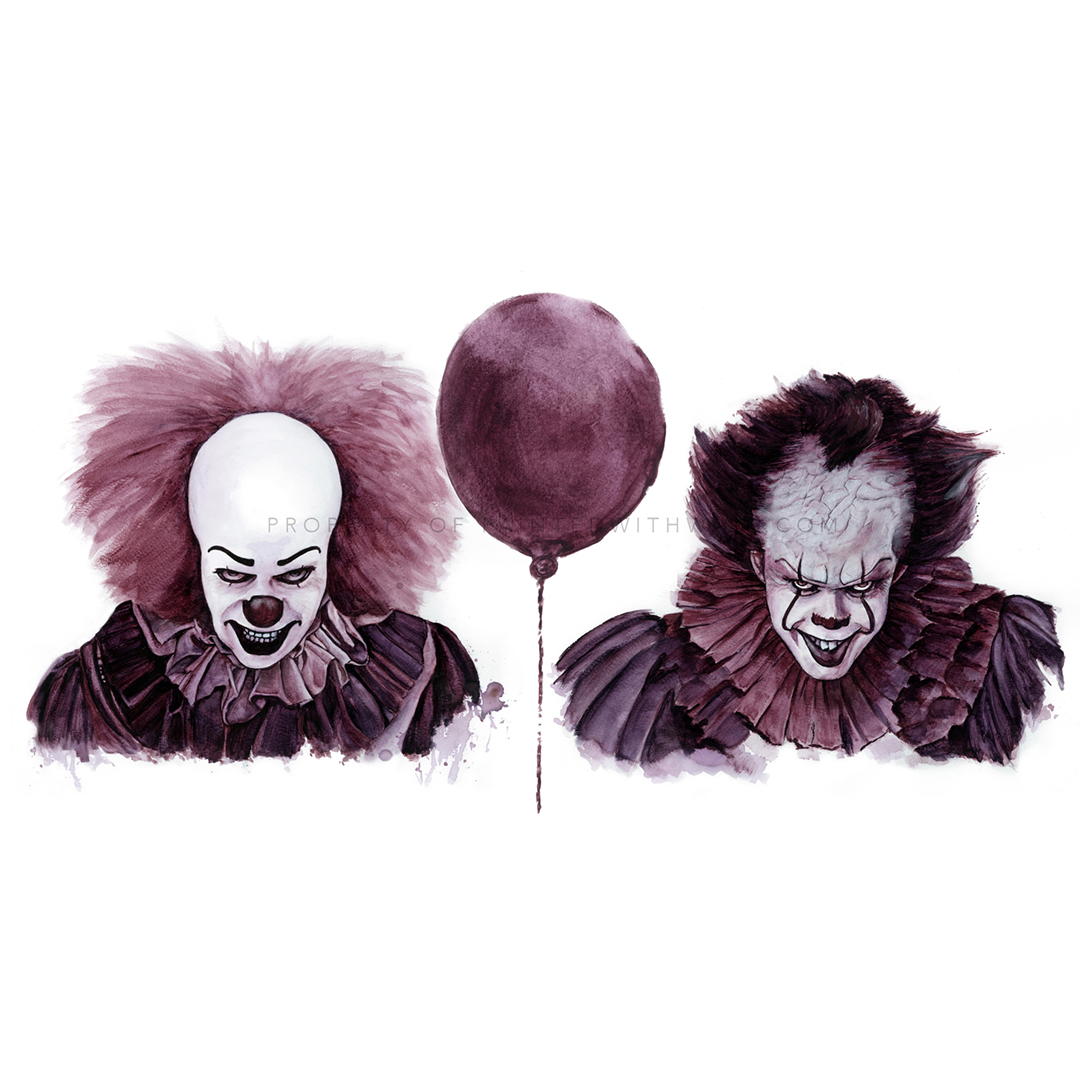 IT – Pennywise