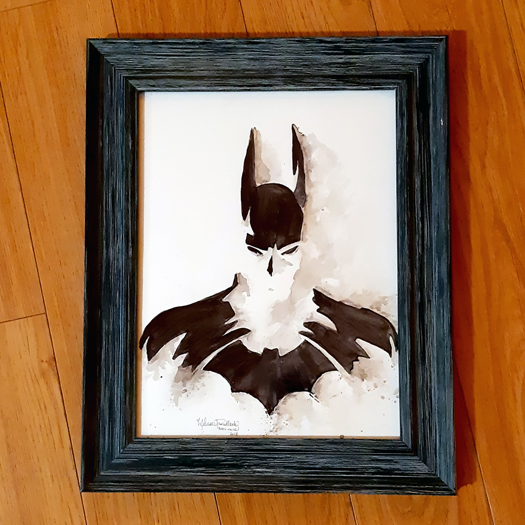 Batman – Framed Original