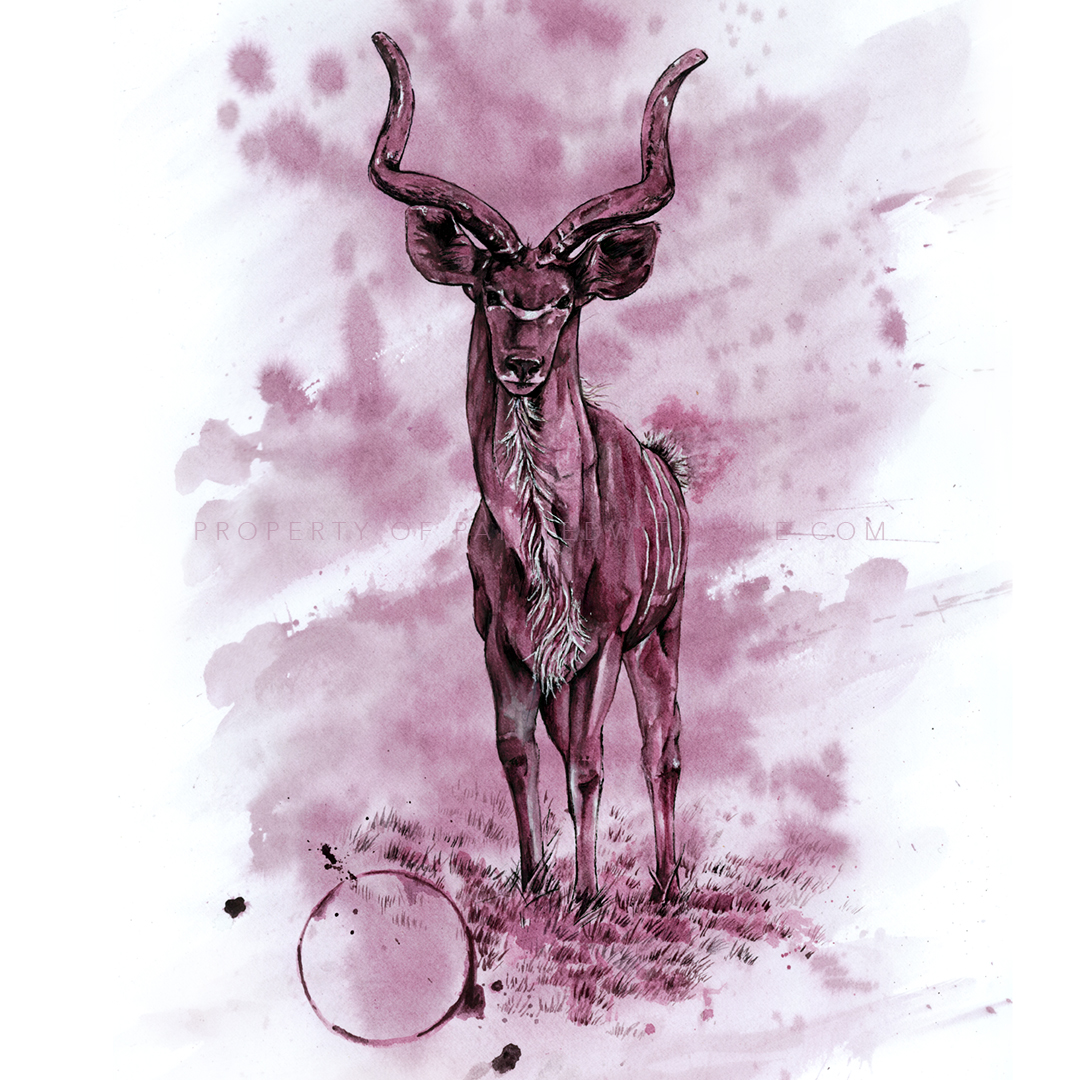 Greater Kudu – original